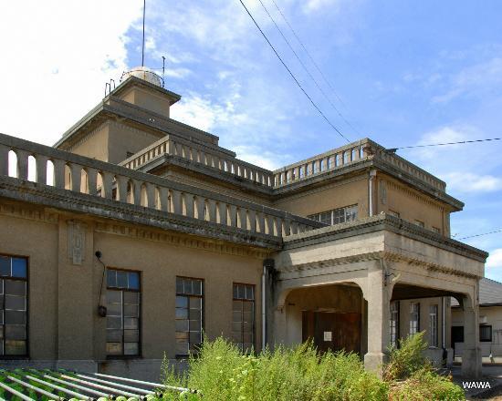 旧坂出港事務所