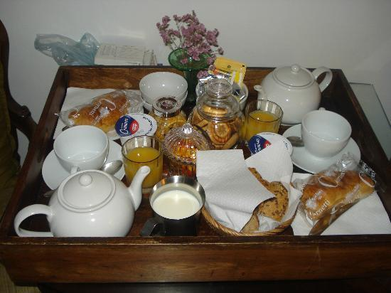 Room in Venice Bed and Breakfast : Continental breakfast