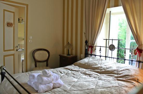 Archontiko Stamou: Golden room