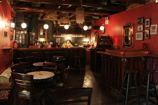 "Archontiko Stamou: Cafe Bar ""ANAMeLLA"""