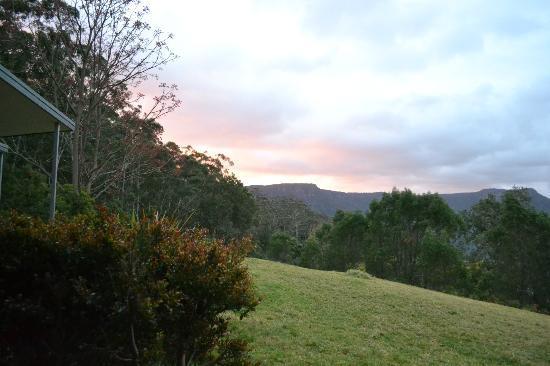 The Heavens Mountain Escape : Beautiful views!