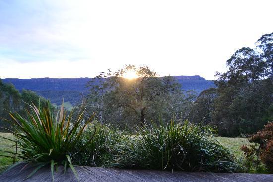The Heavens Mountain Escape : Another sunrise photo!