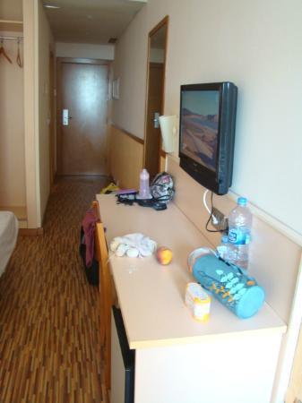 RV Hotel Ametlla Mar : La chambre