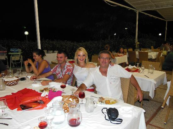 Club Lipari Hotel : ma famille avec vaiva