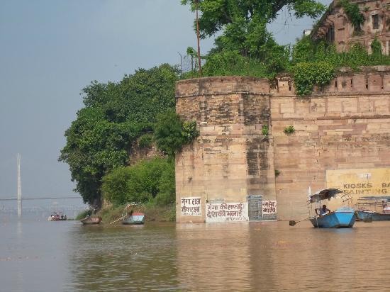 Triveni Sangam Allahabad
