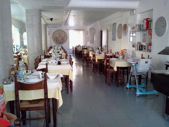 Hotel Canasta : Zona pranzo