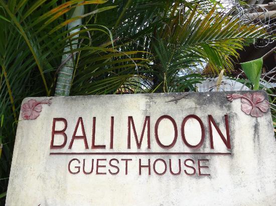 Bali Moon: Their entrance 