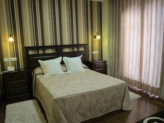Hotel Casona de Lazurtegui: Camera Superior