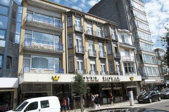 Royal Hotel: Hotel Royal