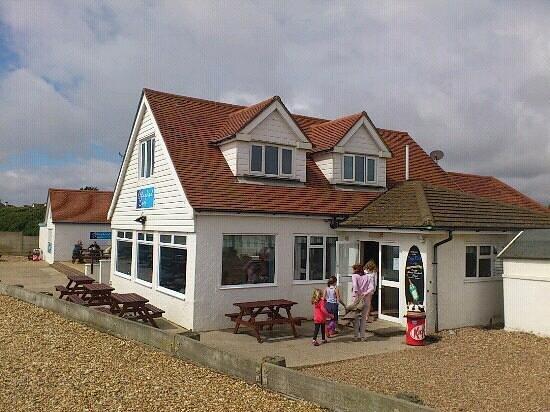 Ferring, UK: Bluebird cafe