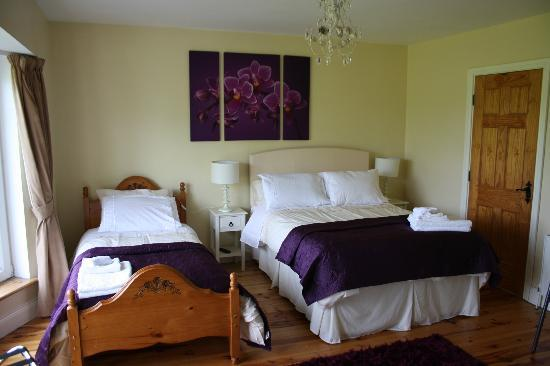 Burke's Mulbur House: chambre triple