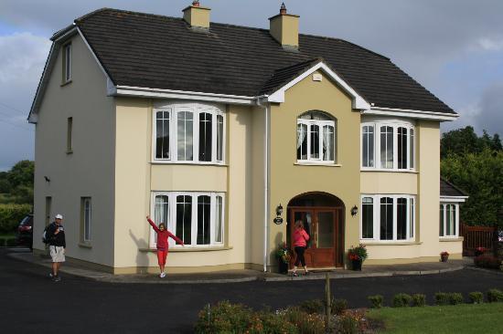Burke's Mulbur House: Belle maison accueillante