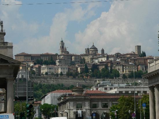 La Città Alta: Bergamo 2012