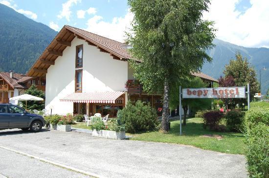 Bepy Hotel: Hotel Bepy - Pinzolo - Nuova Gestione Michela e Carlo Mosca