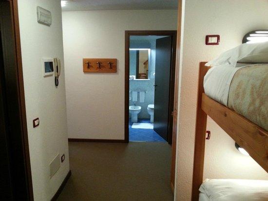 Hotel Club Montecampione : Ingresso