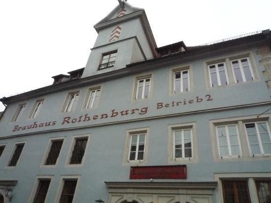 Altes Brauhaus: hotel