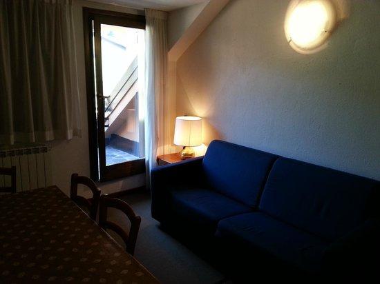 Hotel Club Montecampione : Soggiorno
