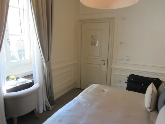 JK Place Firenze: Nice, clean, comfortable quiet spacious rooms