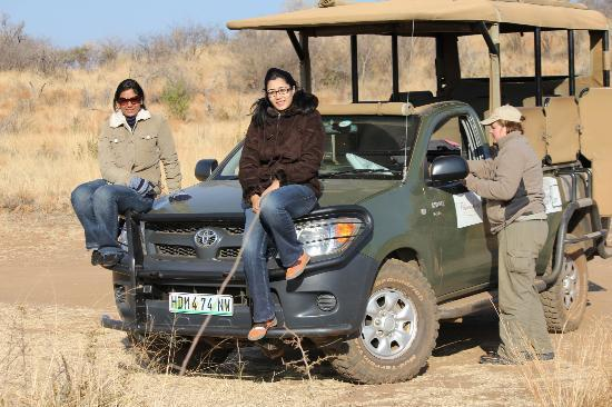 Pilanesberg Private Lodge: Outing in the reserve