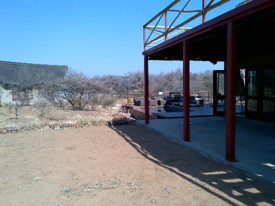 Pilanesberg Private Lodge: The lodge