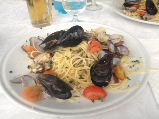 L'igea Restaurant: ottima la pasta