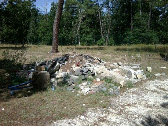 Camping l'Estanquet : emplacement sur le camping