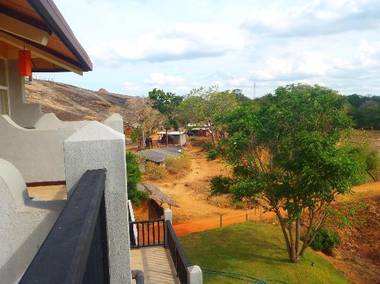 Sorowwa Resort & Spa: View 