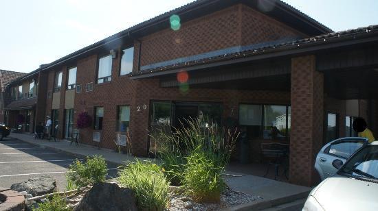 Comfort Inn Magnetic Hill: Entrance