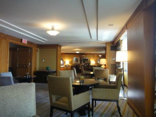 The Ritz-Carlton New York, Battery Park: Club Lounge