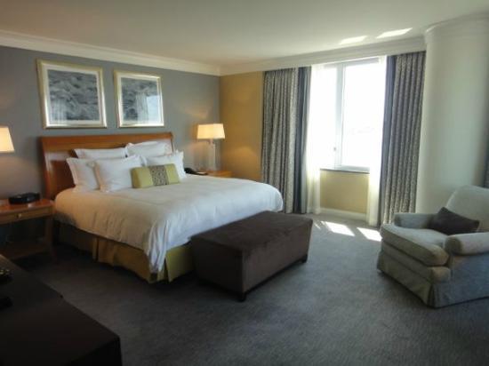 The Ritz-Carlton New York, Battery Park: Zimmer