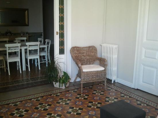 Plaza Catalunya Guest House: Salón