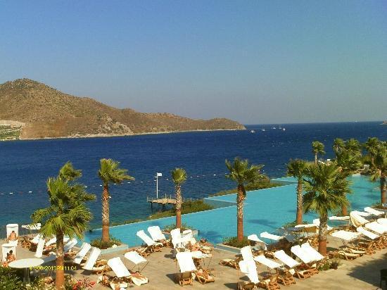 Xanadu Island Hotel: View from Rosebud Bar