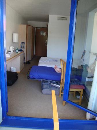 Hotel les bains d'Arguin : chambre