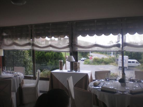 Hotel Santiago Apóstol : Restaurante