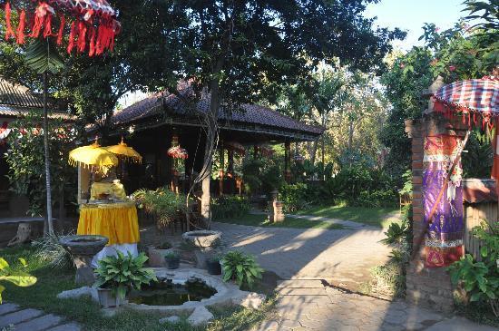 Badini Homestay: restaurant