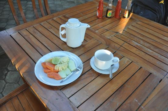Badini Homestay: breakfast