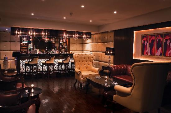Baron Resort Sharm El Sheikh: niche bar 2