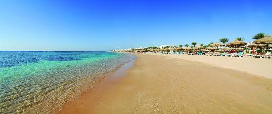 Baron Resort Sharm El Sheikh: 600m sandy beach 2