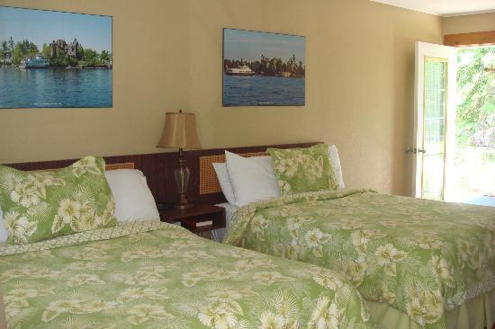 Boathouse Country Inn: Rooms 2 to 7