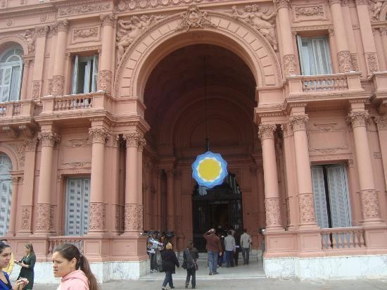 Galerias Hotel: Casa Rosada
