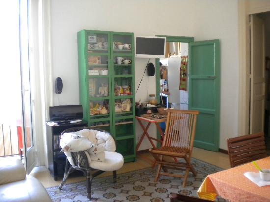 A Casa di Momo: Sala comune