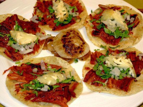 Senor Taco: tacos al pastor