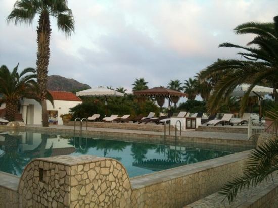 Eros Hotel: piscina