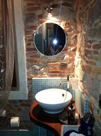 Tangohotel: il bagno