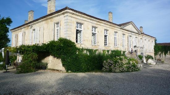 Chateau de Montigny-Rabey: esterno