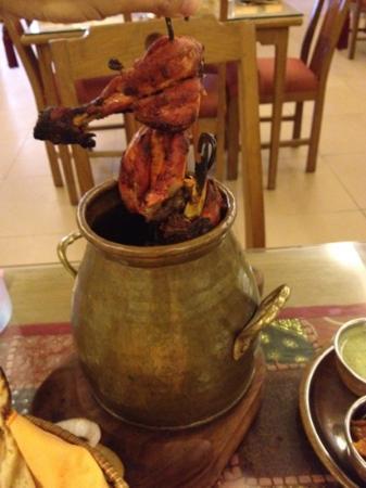Heritage Indian Restaurant: chicken tikka