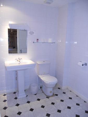 George Hotel Dorchester-on-Thames: Bagno