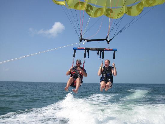 Siesta Key Watersports: yay!!