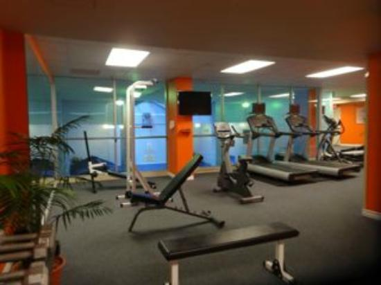 Hotel Indigo Ottawa Downtown: fitness part 2