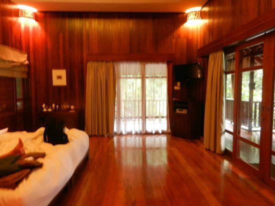 Bunga Raya Island Resort & Spa: camera villa 3